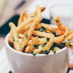 Tasty Italian pasta food