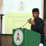 Nigerian govt spent N1.7 trillion on capital projects - Osinbajo claims