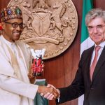 Buhari tasks Siemens, others to generate 11,000 megawatts by 2023.