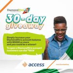 Access Banks to reward over 900 DiamondXtra customers