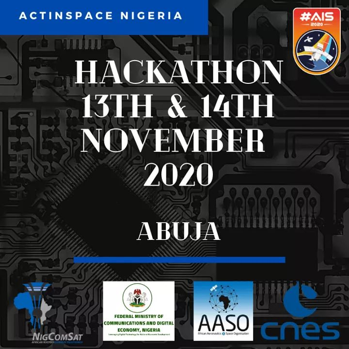 NIGCOMSAT to Host 'ACTINSPACE' Innovation Competition in Abuja