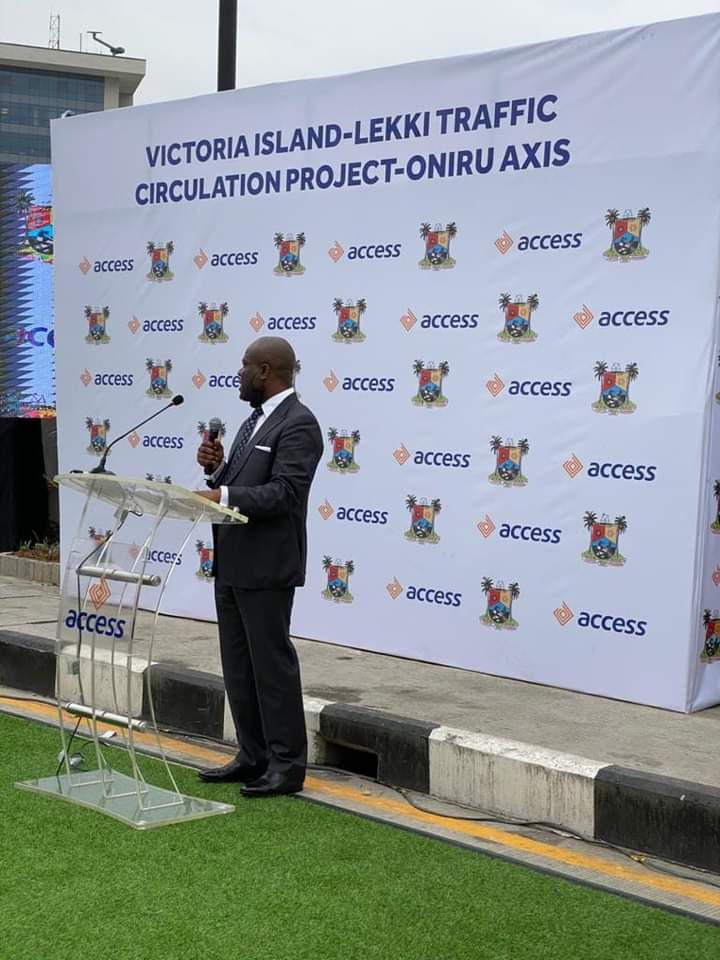 Oniru Road Project: Access Bank Partners LASG for Hitch-Free Movement