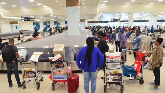 TSA Non-Compliance Disrupts Flights as Nigeria Reopens Airspace
