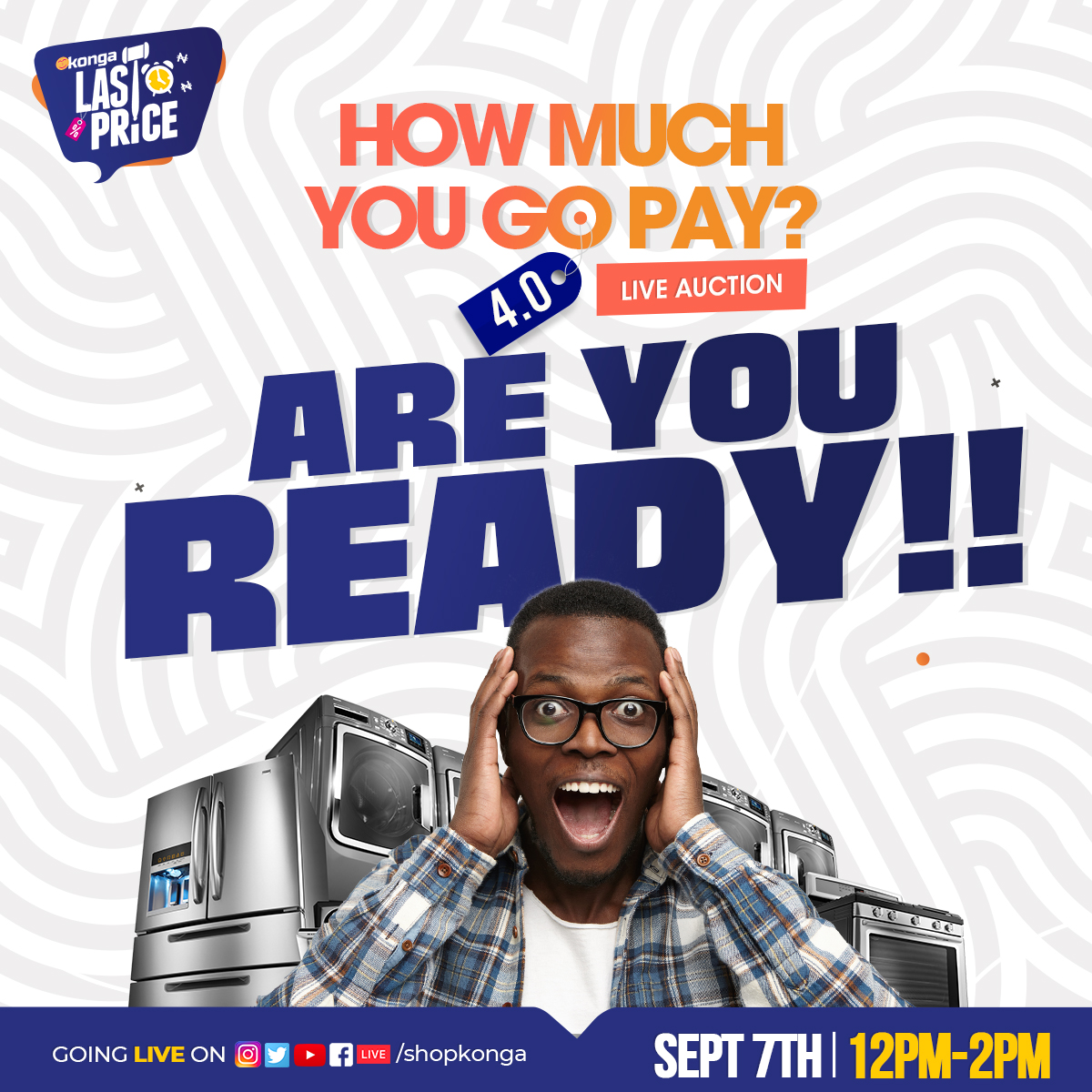 Over 300,000 Expected as Konga's Digital Auction Goes Live by 12pm