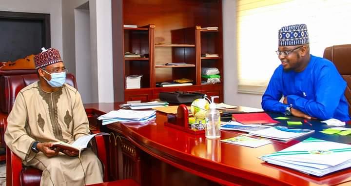 Pantami Tasks NIMC on 2.5million Monthly Citizens' Digital Identity Enrolments