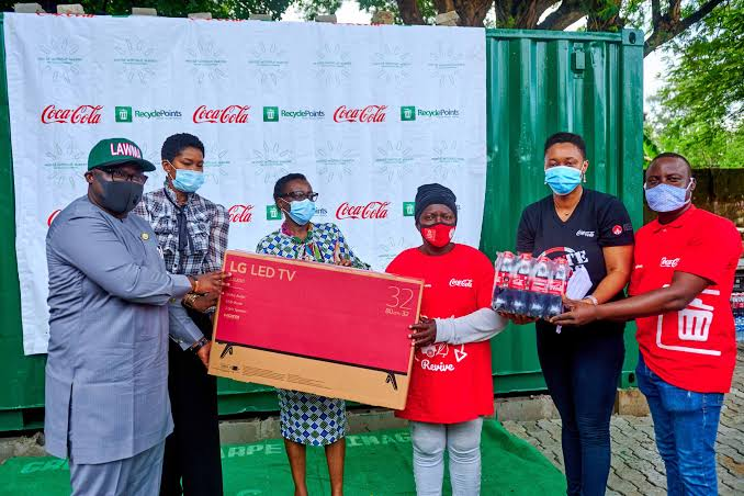 """World Cleanup Day: Coca-Cola Unveils """"Project Revive"""", Rewards Environmental Champions"""