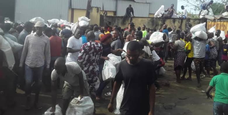 LASG Condemns Vandalization of Mazamaza Warehouse by Residents