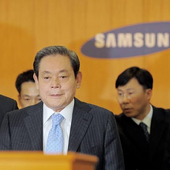 Samsung Owner, Lee Kun-hee, Dies At 78
