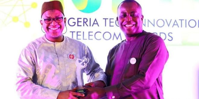 GBB Bags Public Sector Connectivity Services Provider of the Year Award