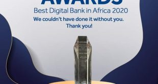 Access Bank Recognized as the 'best Digital Bank In Africa' 2020