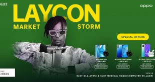 OPPO Nigeria Set to Kck Off Market Storm with Brand Partner, Laycon