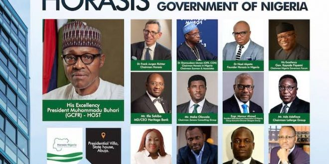 FDI: FG, Private Sector Partners to Host Global Business Leaders at Horasis African Summit
