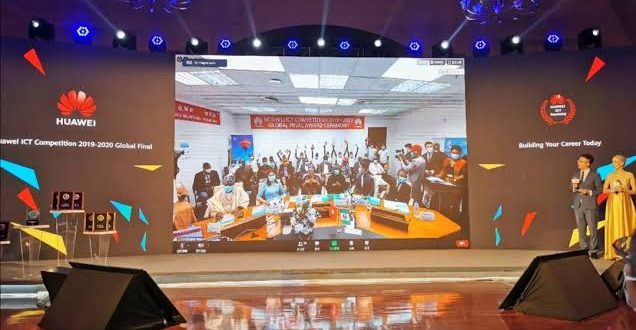Applauds as Team Nigeria Emerges First Position in 2020 Huawei Global ICT Competition