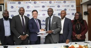 Access Bank Partners GE Boost Access to Healthcare Infrastructure