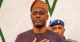 Oyo State IGR Increases by 26.4% Without New Taxes -Seyi Makinde