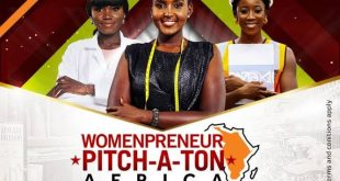W' Womenpreneur pitch-a-ton Africa initiative