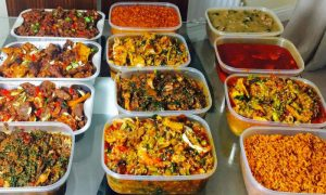 Time to Improve the Nigerian Food Plate