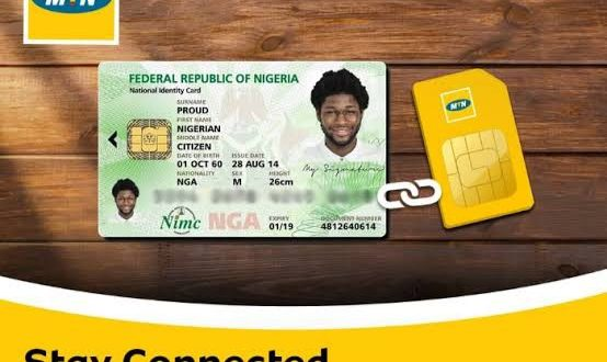 MTN Commences NIN Registration in Lagos, Abuja and Port Harcourt