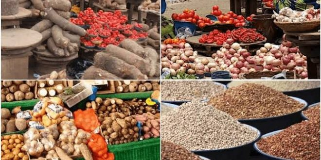 Food Prices Rise to Record Highest in 12 Years