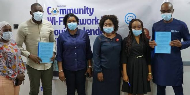 Ikoyi Obalende LCDA Partners Fiam WiFi To Provide Unlimited Internet Access for Residents