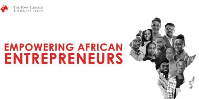 Tony Elumelu Foundation Opens Application for 2021 TEF Entrepreneurship Programme