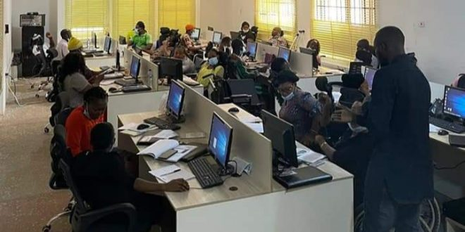 DG NITDA Reiterates Commitment to Digital Skills Empowerment for People Living with Disabilities