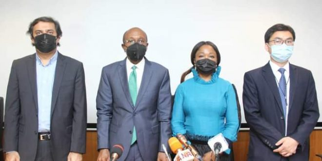 CBN Urges Multinationals on Domestic Production as P&G Signs $35m Deal to Produce Oral-B Locally