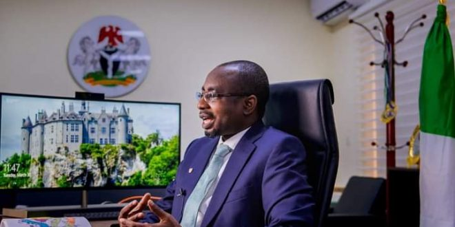 Data is the new Oil, Lifeblood of Today's Global Digital Economy - DG NITDA