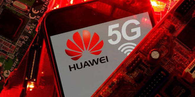 Huawei Reveals Royalty Rates for 5G Smartphone Technology