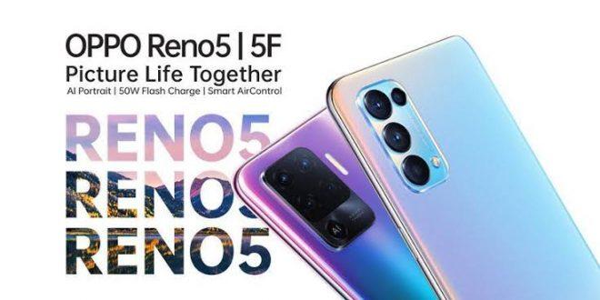 OPPO Unveils Reno5 Series into Nigerian Market