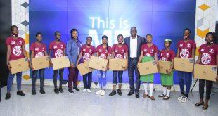 Girls in ICT Day: TD Africa Partners Dell Nigeria, IBM Empower 50 School Girls