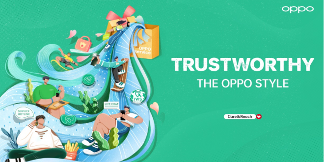 OPPO Announces 100% Reliable Service Centre Initiative in Nigeria