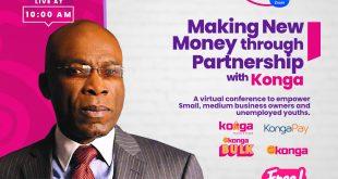 Ekeh, Zinox Boss, to Headline Konga SME CONNECT Conference