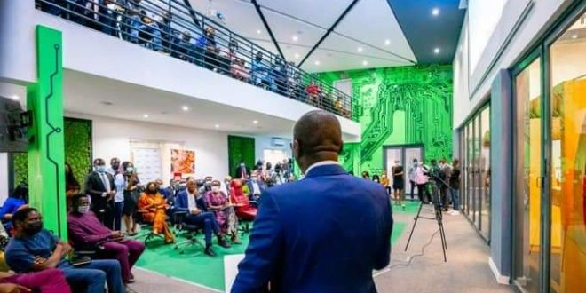 Lagos in Talks with Facebook, Google to Build Biggest Tech Hub in West Africa