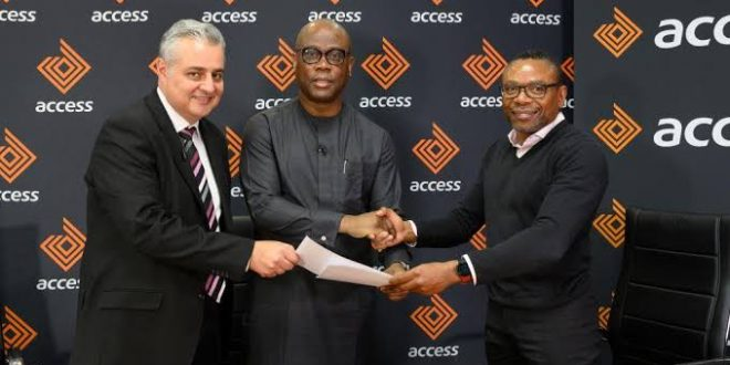 Access Bank Officially Launches Operations in South Africa