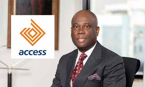 Access Bank's Boss Emerges 2021 African Banker Of the Year