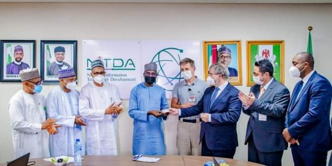 NITDA Launches Nigerian National Public Key Infrastructure