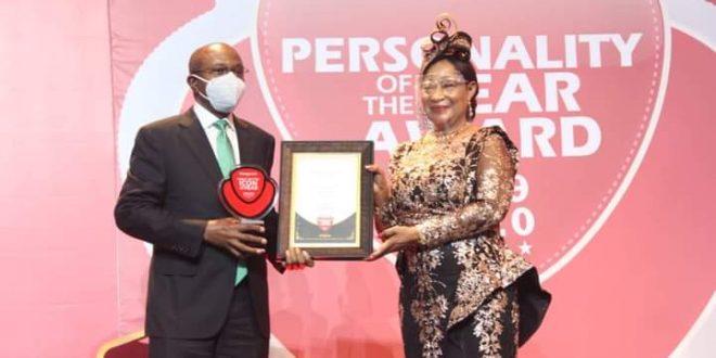 CBN Governor Bags Public Sector Icon Award