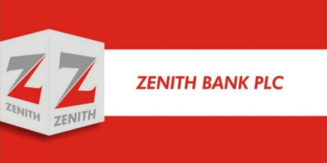 Zenith Bank Retains Position as Number One Bank in Nigeria by Tier-1 Capital