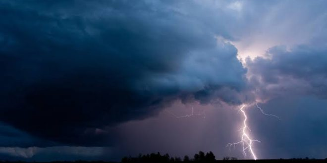 NiMet Predicts Three Days Thunderstorms, Cloudiness from Monday