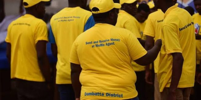 YDFS: MTN Empowers 1004 MoMo Agents in Kano