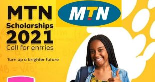 MTN Foundation Opens Portal for 2021 Scholarships