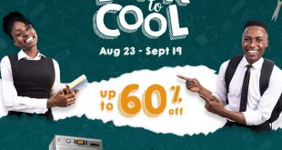 Konga Offers 60% Discounts on Back to School Items