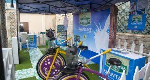 Milk Blender Bike: Kerrygold Avantage Milk Makes Case for Healthy Living