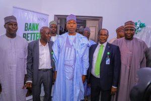 Unity Bank Donates New Office Building to Borno UBE
