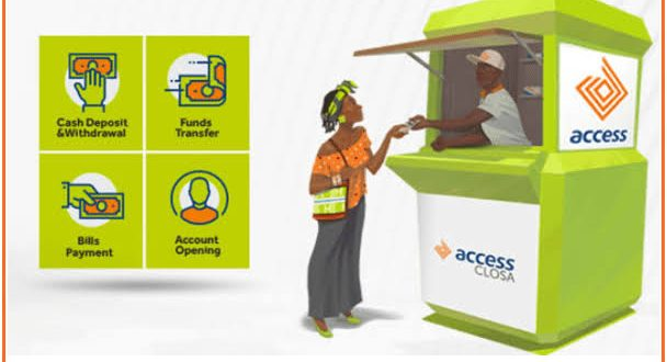 Access Bank Drives Financial Inclusion With 74,000 Closa Agents