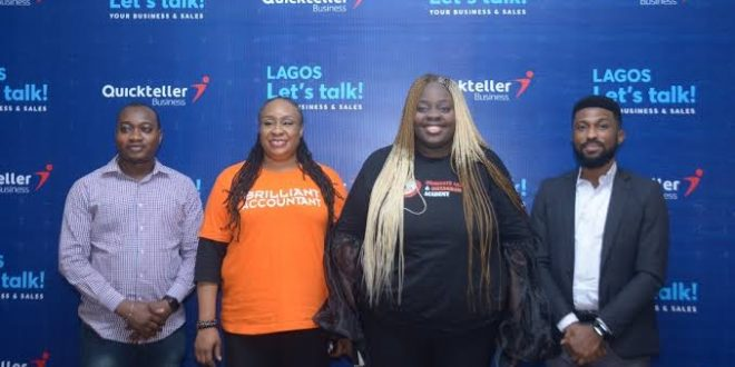 SMEs Must Leverage Partnership, Innovative Solutions, Viable Financial Products to Thrive - Quickteller
