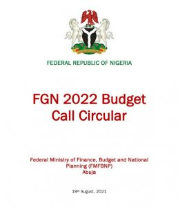 Check to See 2022 Budget Allocations for Each Ministry