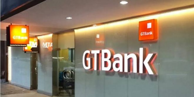 Fitch Affirms Guaranty Trust Bank at 'B', Outlook Stable