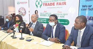 2021 Lagos International Trade Fair to Start Nov. 5 — LCCI